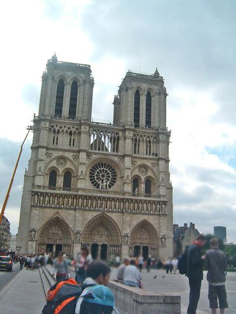 ノートルダム大聖堂 (パリ)の画像 p1_12