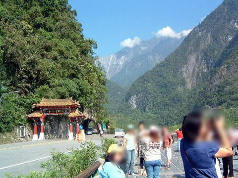 台湾旅行(太魯閣峡谷の行きかた)